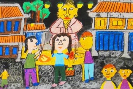 第二屆萬丹山繪畫比賽
